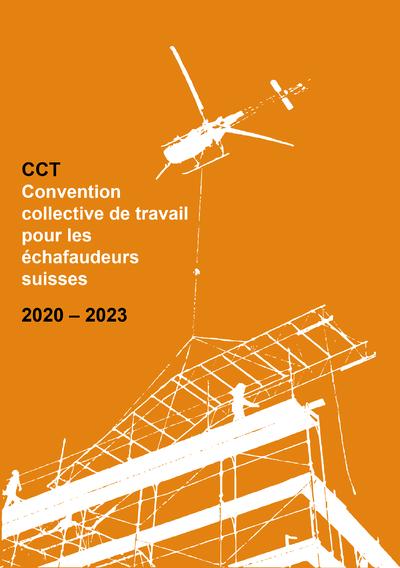CCT échafaudeurs 2020-2023